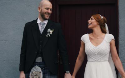 Dee & Michael – Clonabreany House