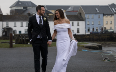 Aimee & Alan | Meyrick Hotel Galway | Wedding Video