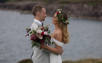 Caroline & Barry – Ballintaggart House Wedding Video
