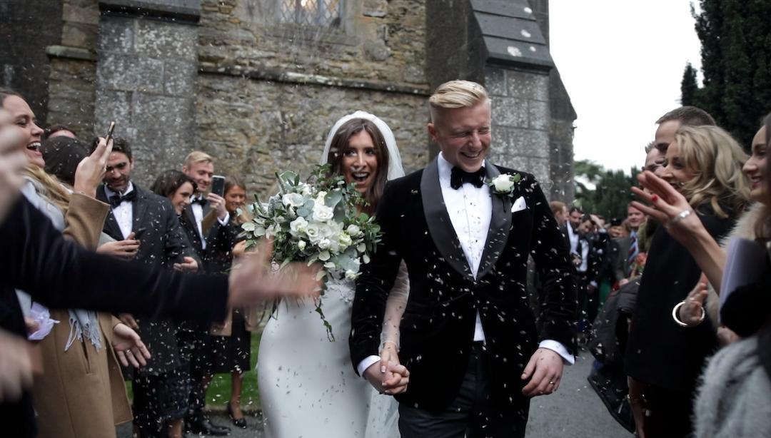 Maeve & John – Castle Leslie Wedding Video | Little Bear Films