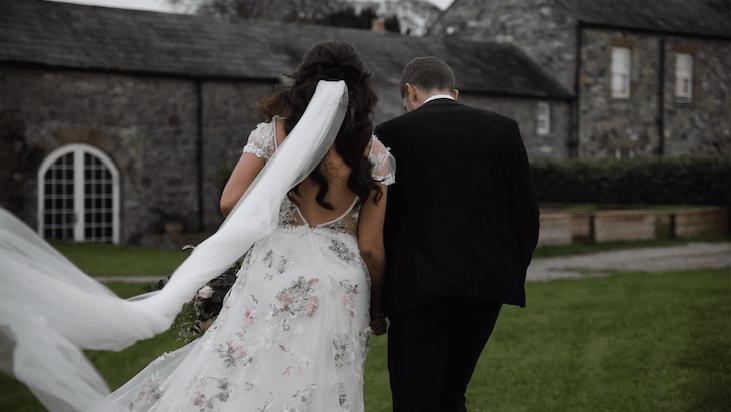 Amy & Cathal – Ballymagarvey Wedding Video | Little Bear Films