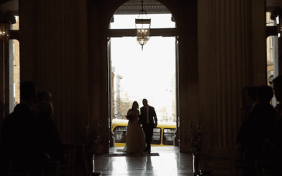 Small Dublin City Wedding | Little Bear Films