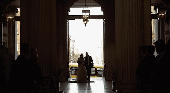 Small Dublin City Wedding | Little Bear Films
